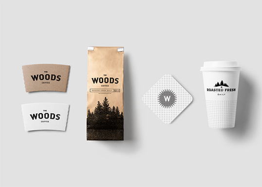 Woods Coffee | Lovely Package