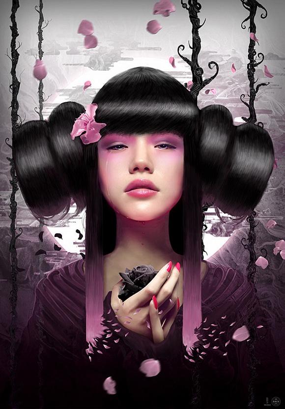 Impressive Digital Art by Rob Shields Â« Tutorialstorage | Photoshop tutorials and Graphic Design