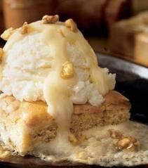 Applebee's Recipes - Applebee's Blonde Brownies