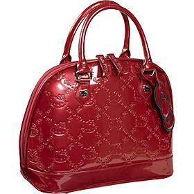 Loungefly Hello Kitty Tango Red Embossed Bag - eBags.com