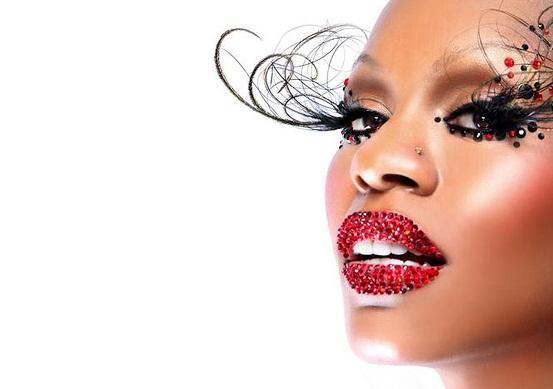 40+ Strickly Fashion Runway Make-Up Photography   Lava360