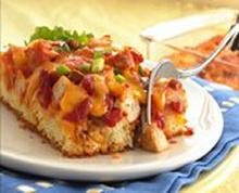 Weight Watchers Recipes - Chicken Fiesta Bake