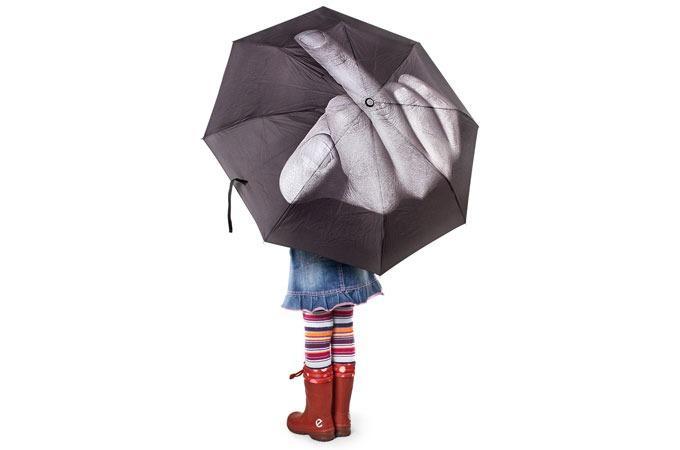 NextCrave - F The Rain Umbrella