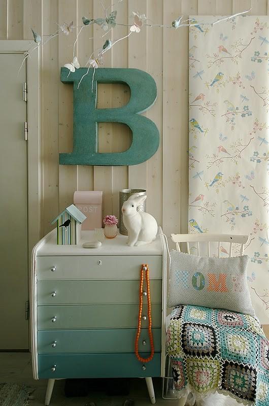 Nursery Ideas / NIB - Norske interiørblogger