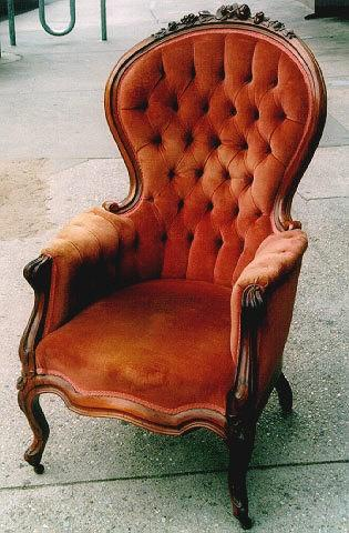 Chairs / Victorian chair | Flickr - Photo Sharing!