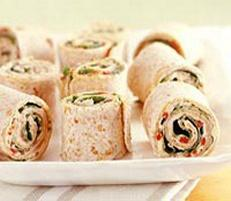 Free WW Recipes - WW Tortilla Roll-Ups