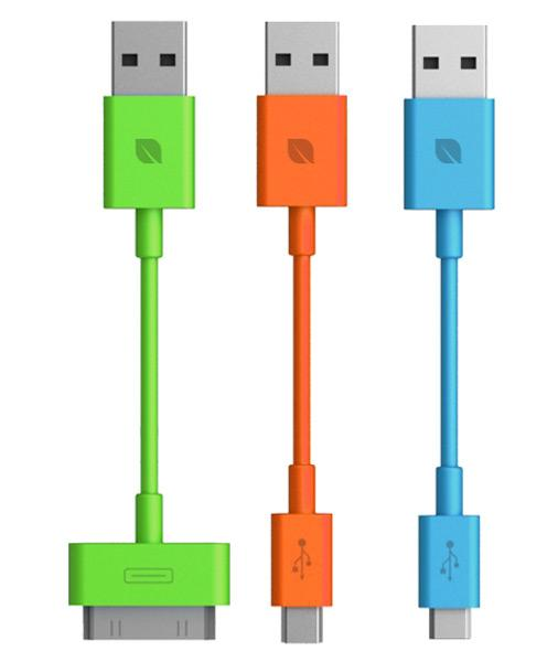 Buy Incase EC20057 USB Cable Kit 4in Colors, Incase Data Cables