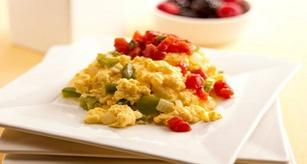 Tex-Mex Breakfast Scramble