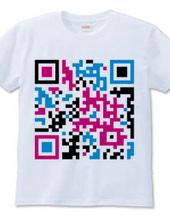 [T-shirt] Crazy QR : WALRUS [QR] | Hoimi -design T-shirts Market-