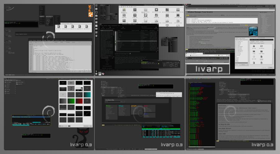 livarp_0.3 - Minus