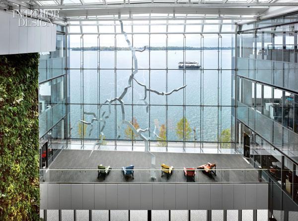 The Small Screen Goes Big | Interior Design