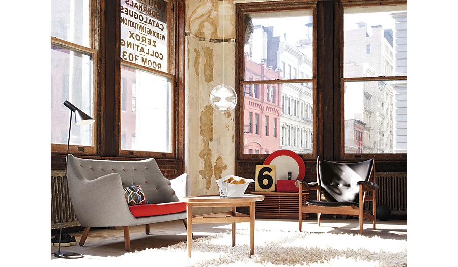 Poet Sofa Design Within Reach 515567 On Wookmark