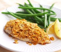 Weight Watchers Recipes - Honey Crusted Chicken