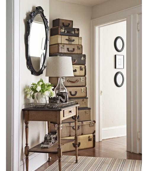 I want it.... / How to Organize Antiques - Tips to Declutter Vintage and Antiques - Country Liv