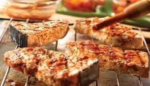 WW Grilled Tex-Mex Swordfish Steaks