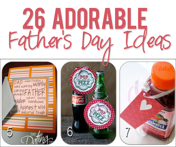 30 Fantastic Fathers Day Gift Ideas