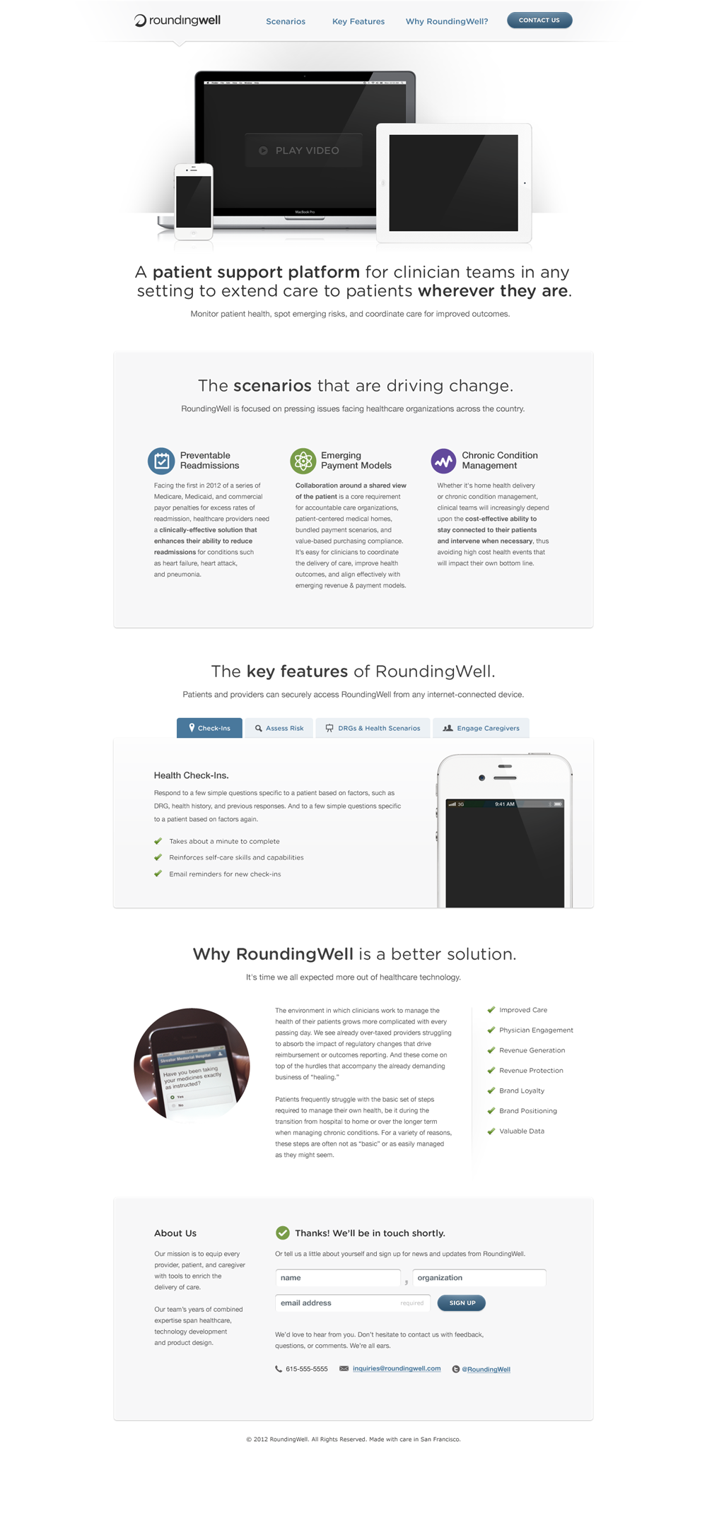 healthcare-landing-page.png by Brad Haynes