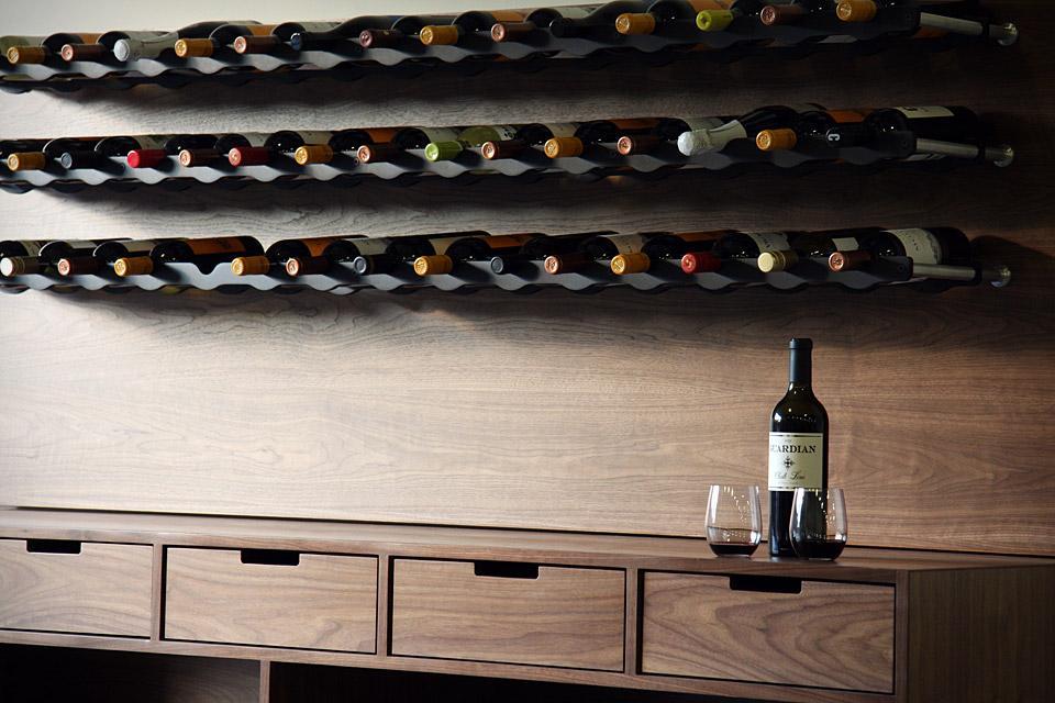 Henrybuilt Wine Storage System | Uncrate