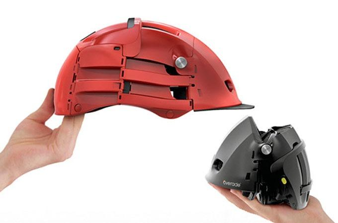 NextCrave - Overade Foldable Bike Helmet