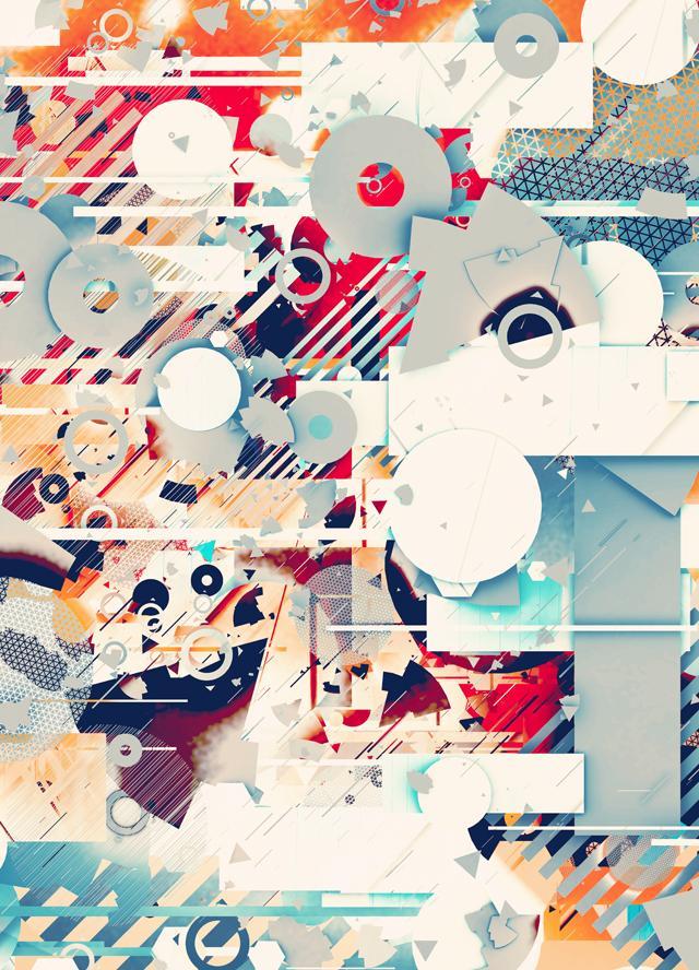 Geometric II - atelier olschinsky