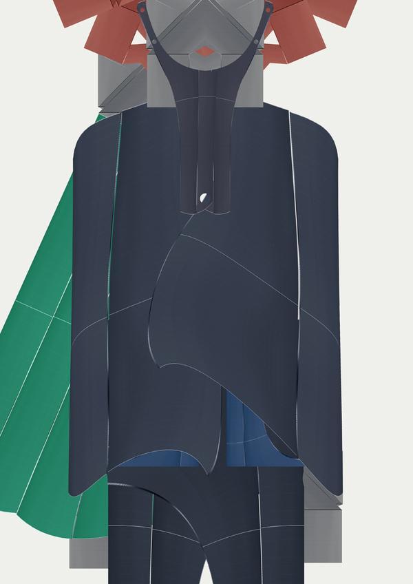 Cristian Boian's Fabric Cut Series | Trendland: Fashion Blog & Trend Magazine