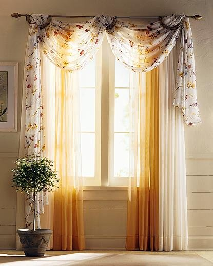 Suggestion For Choosing Bedroom Curtains - Home Interiors And Exterior