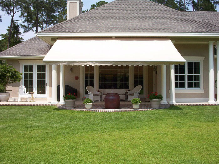 Patio Awnings Concepts For Your Patio Design - Home Interiors And Exterior