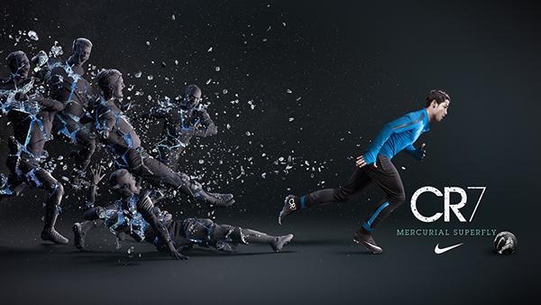 Nike CR7 on