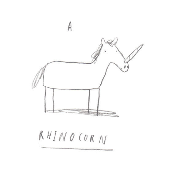 Rhinocorn in Print
