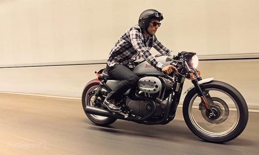 Designspiration — Harley-Davidson Nightster café racer by Deus picture: 334223 - Top Speed