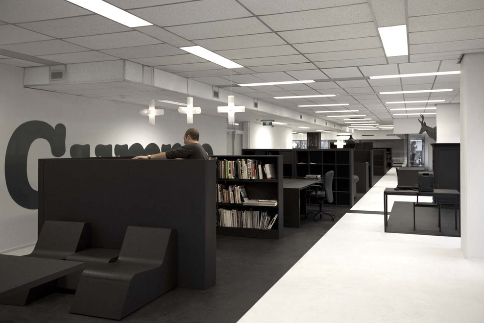 i29 | Interior architects — office 03 — Image 9 of 10 - Divisare by Europaconcorsi