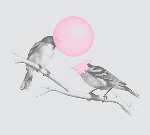 tutto Bene design - weandthecolor: Illustration by Brock Davis