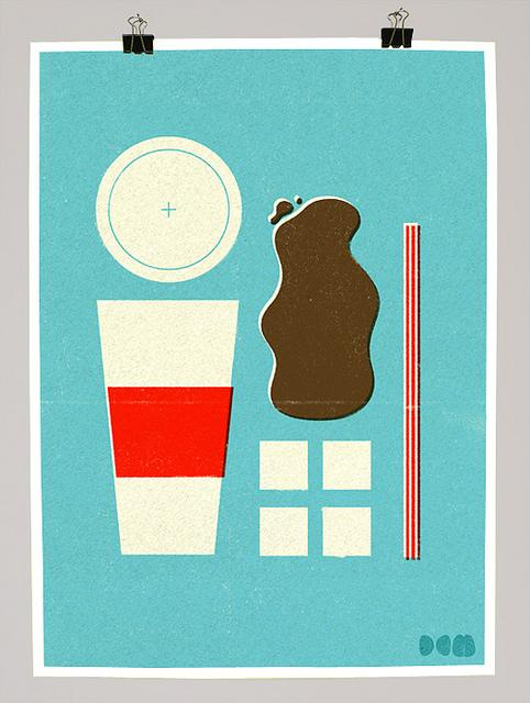 tutto Bene design - coke (by Dale Murray)