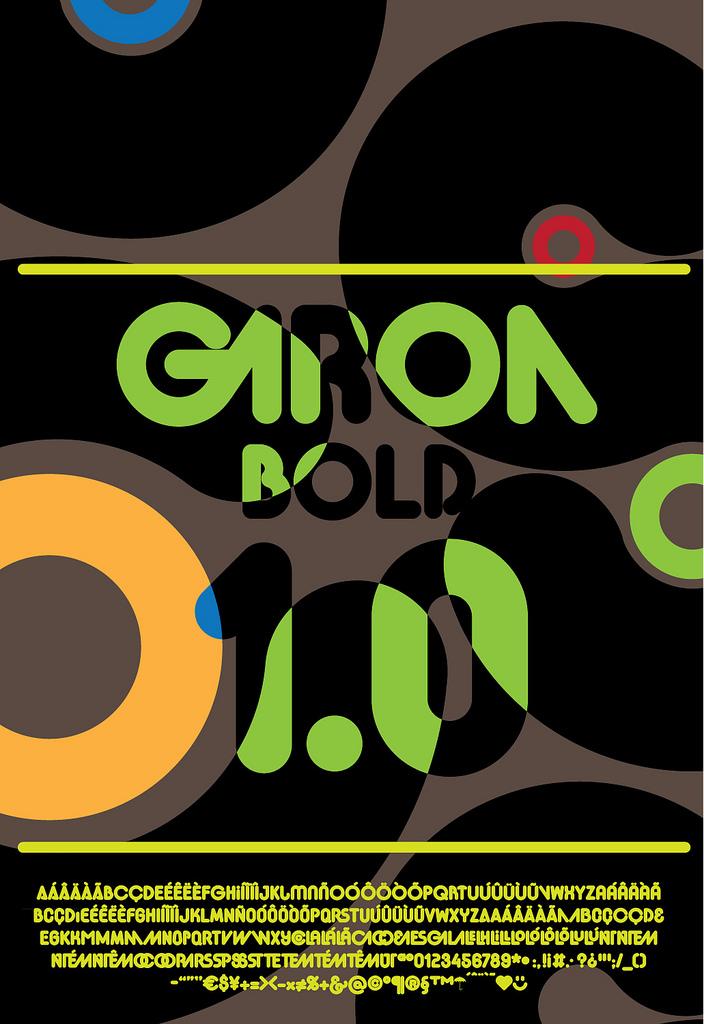 Garoa Bold | Flickr - Photo Sharing!