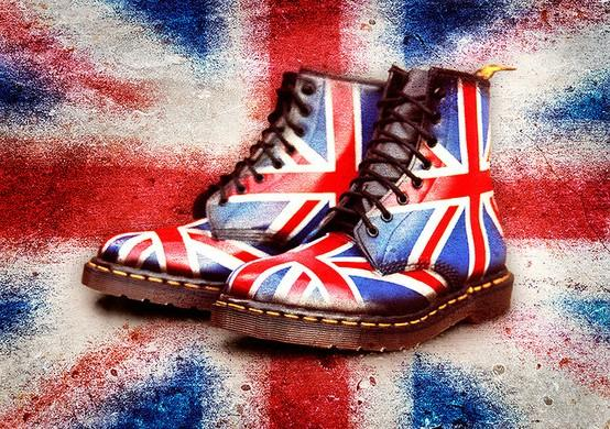 Dr Martens / Union Jack Dr Martens - Poster | Flickr - Photo Sharing!