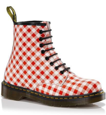 Gingham. My passion. / The Official Dr. Martens USA Store - 1460