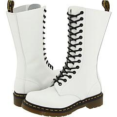 Wearables / White Dr. Martens