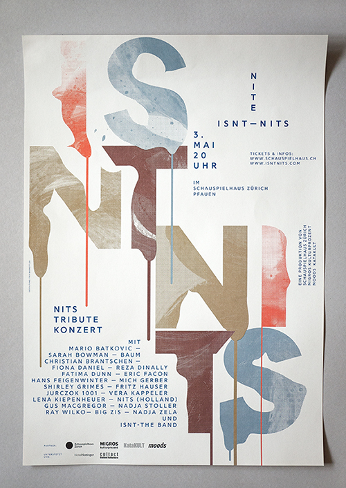 ISNT NITS — 2014 Corporate Identity on Inspirationde