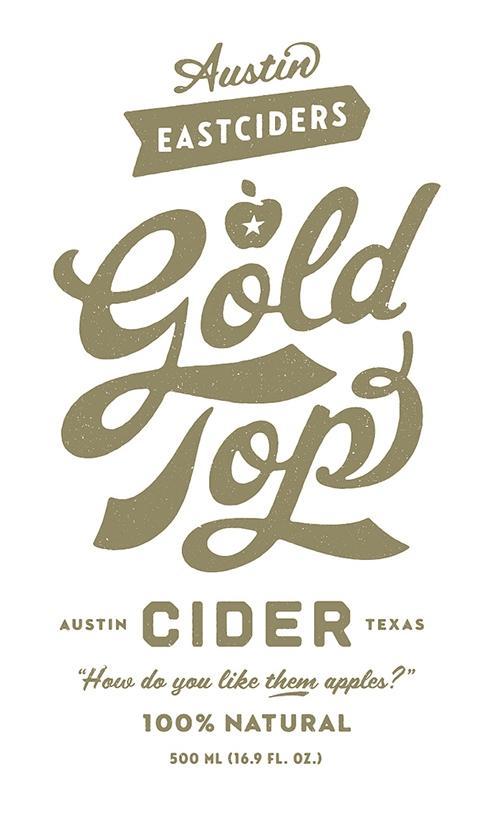 Design Envy · Gold Top Cider: Simon Walker