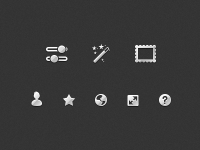 Icons by André Gonçalves