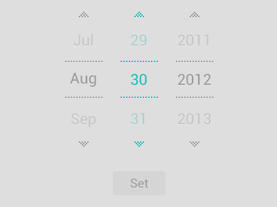 Simple Date Range FREEBIE by Chris Farina