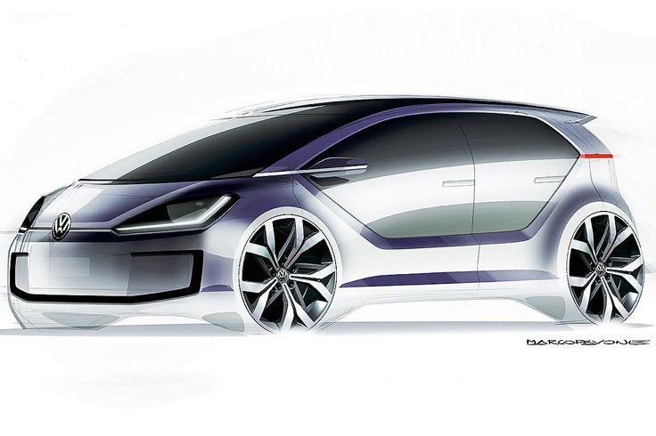 vw zukunft neue modelle bis 2020 car sketch pinterest 523936 on wookmark. Black Bedroom Furniture Sets. Home Design Ideas