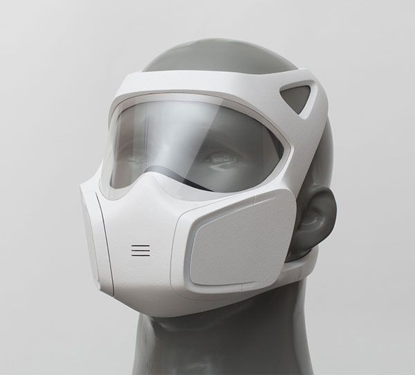 Gasmask product design productdesign product design for Best design household products