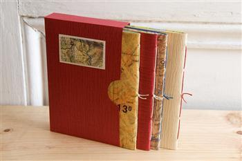 1:30 PM Crafts - Bookbinding Workshop by Melissa Chao ($75)