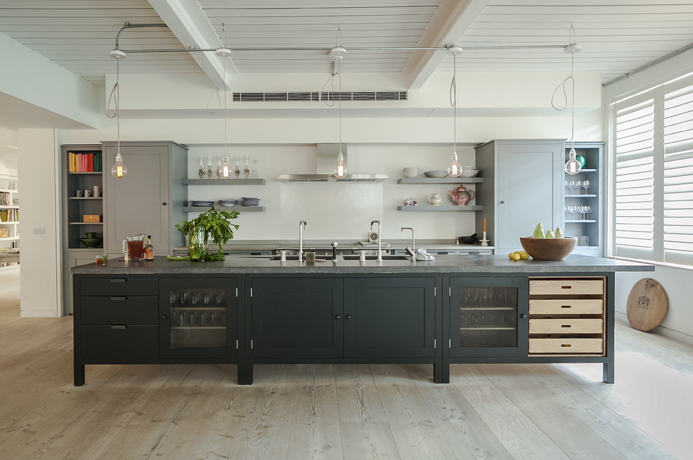 Plain English | Modern Factory Kitchen - Soho Hop Kiln 1 #524392
