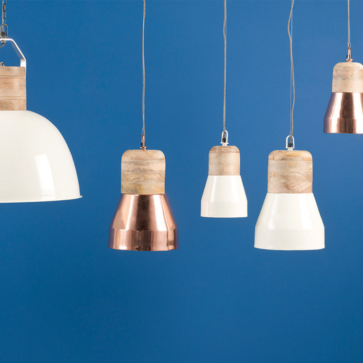Ambient Copper Pendant Light by Citta Design Citta Design
