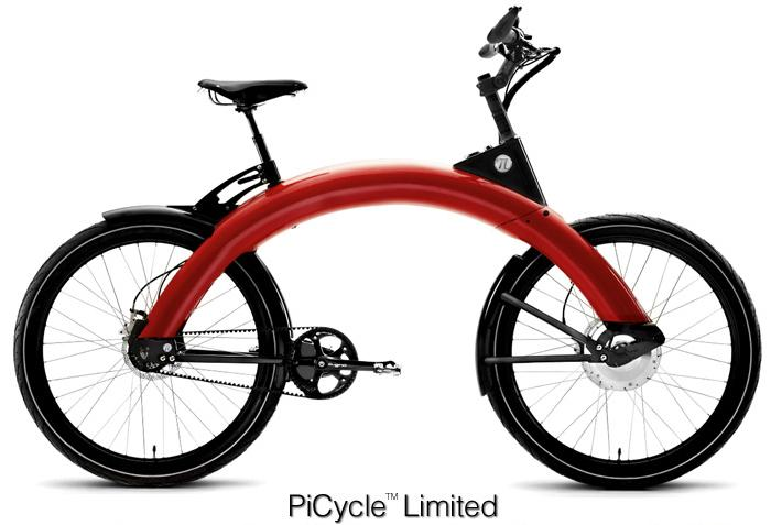 PiCycle™ - Electric bike beauty to the Li-ion core - PiMobility