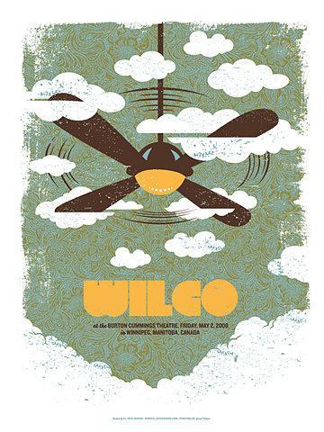 GigPosters.com - Wilco