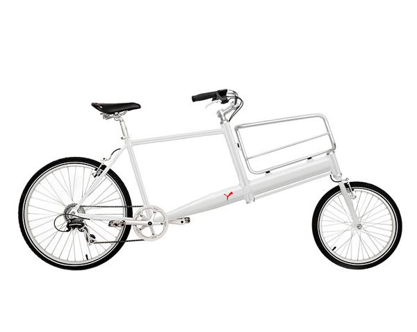 Collection of Urban Bikes from PUMA