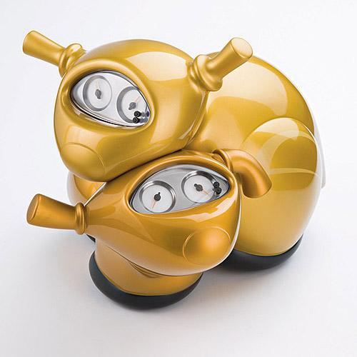 Beautiful Vespa Inspired Sculptures